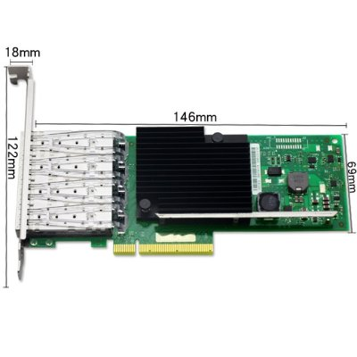 Juniper Compatible 10GBASE-SR 850nm SFP+ Transceiver