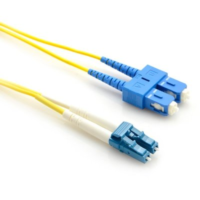 2m LC-LC Duplex OM1 Multi-mode Fibre Patch Cable