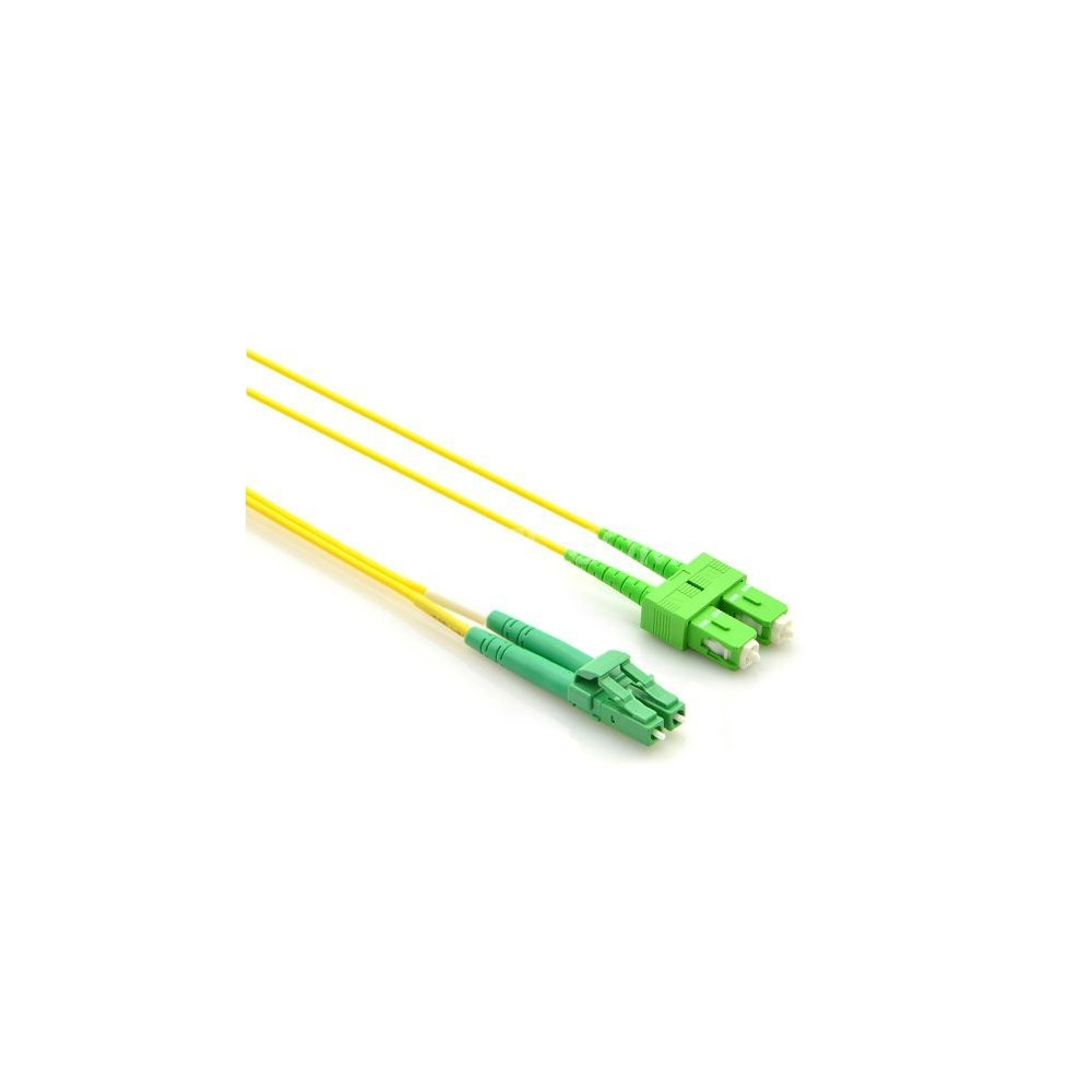 10m LC-LC Duplex OM1 Multi-mode Fibre Patch Cable