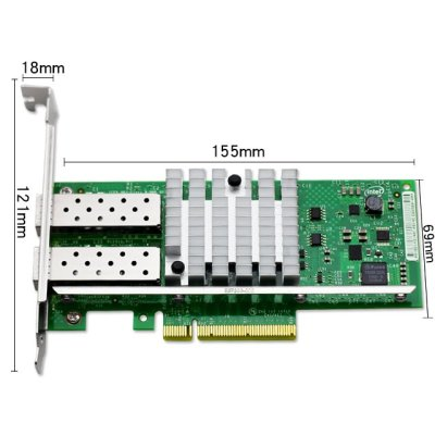 Dell 331-5308 Compatible 1000BASE-SX 850nm 550m SFP Transceiver