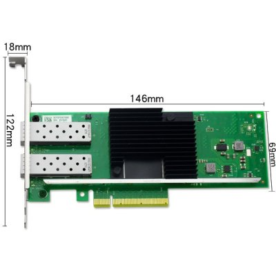 Juniper Compatible 1000BASE-LX 1310nm 10km SFP Transceiver (EX-SFP-1GE-LX)